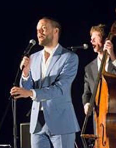 Thijs Maas & band