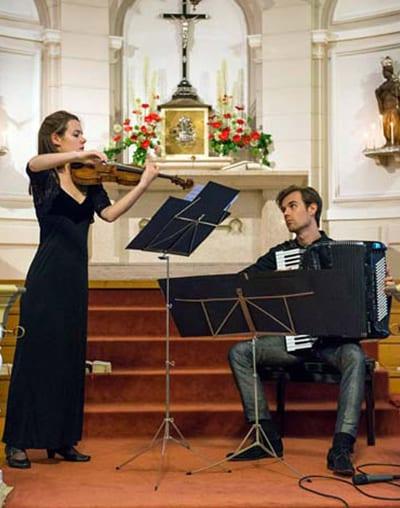 Het Van Amsterdam Duo